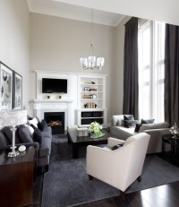 Jane Lockhart Interior Design - Transitional - Family Room ...