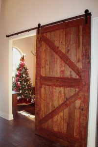 Sliding Barn Door - Rustic - Interior Doors - dallas - by ...