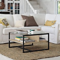 Display Coffee Table - Modern - Coffee Tables - by West Elm