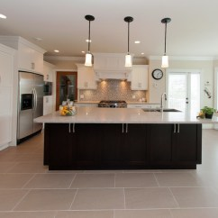 Hanging Kitchen Lights Over Island Costco Aid Cloud White Maple Kitchen/island In Espresso Color