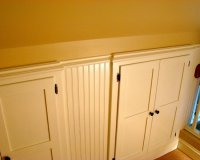 Knee Wall Storage Design Ideas Pictures Remodel And Decor ...