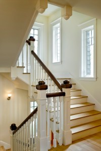 Help with multi-level staircase window ideas