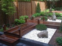 Black Bamboo Fencing - Tropical - Home Fencing And Gates ...