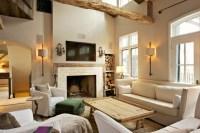Shaggy Bark Farm Automation - Farmhouse - Living Room ...