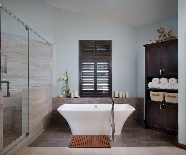Traditional Bathroom Renovation  Modern  Bathroom  san