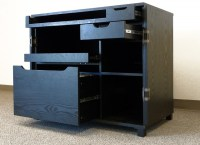 Compact Office Cabinet - Desks And Hutches