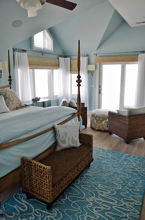 Gossamer Blue By Benjamin Moore Country Design Home