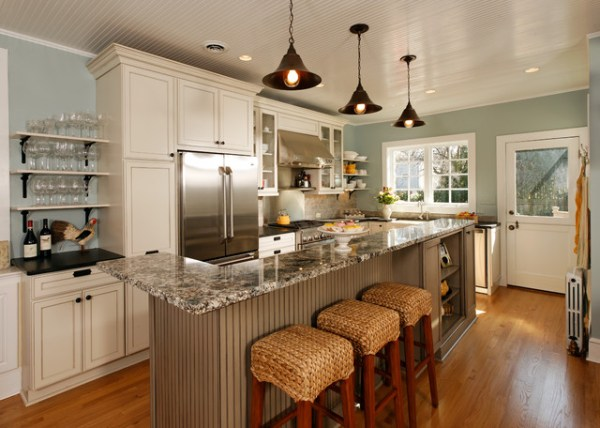 """traditional country kitchen design """"Modern"""" Country Kitchen - Traditional - Kitchen - dc"""