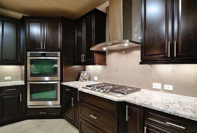 kitchen paper towel holder under cabinet lighting options cambria bellingham in sharp design center - traditional ...
