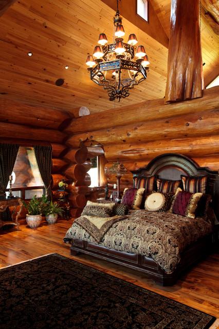 Log Cabin Wall Dividers