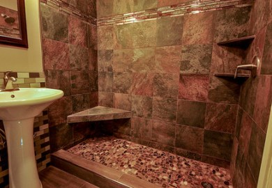Brown Bathroom Home Design Ideas Pictures Houzz