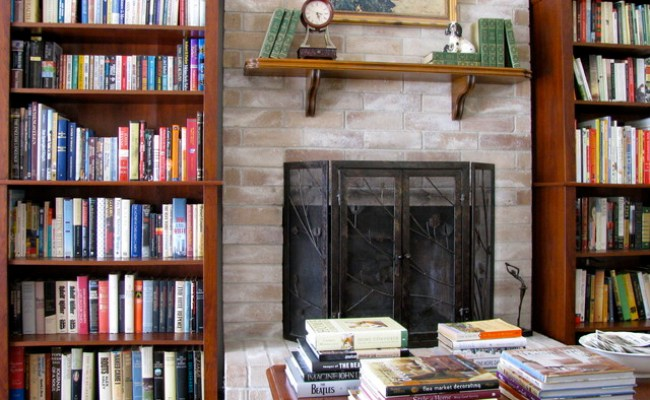 Lots And Lots Of Books Eclectic Living Room Other