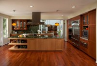 DeWils Bamboo Cabinetry - Contemporary - Kitchen ...