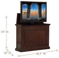 Elevate TV Lift Cabinets for Flat Screen TV's Up To 42