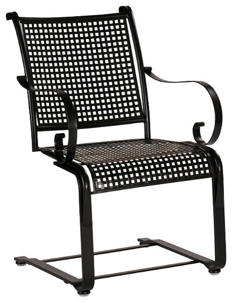 Verano Spring Outdoor Lounge Chair Patio Furniture