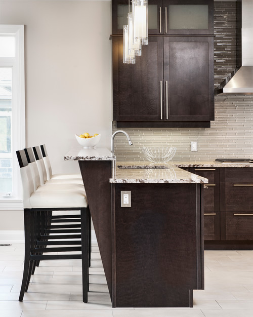 STAGED ABOVE Kitchen design ideas for high end condos