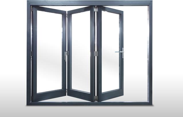 photos breeze panel folding glass wall modern interior doors denver