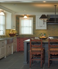 Century Old Farmhouse - Farmhouse - Kitchen - minneapolis ...