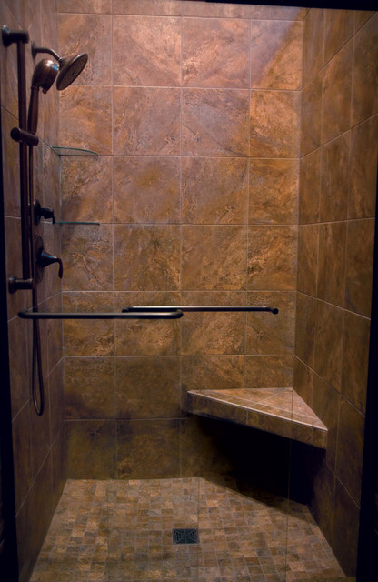 Custom Bathtub and Shower Designs  Bathroom  other metro  by Chicago Street Decorating Center