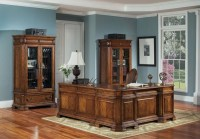 Home Office Collection Shaped Desk - Home Decoration Ideas