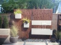 Small Urban Backyard Patio - Contemporary - sacramento ...