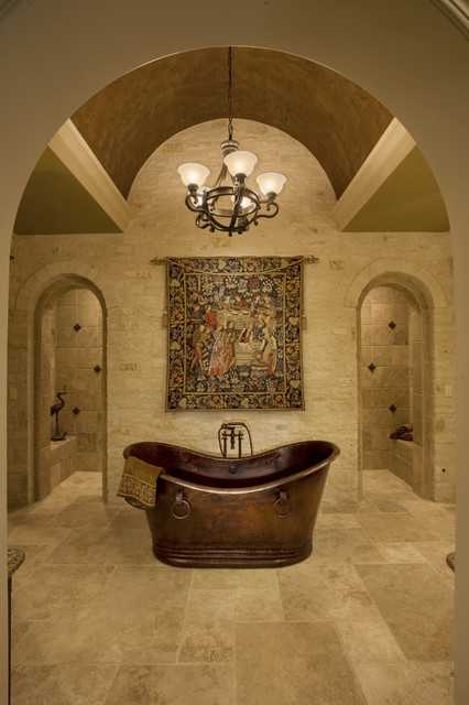 Sam Allen Custom Home Design  Traditional  Bathroom  austin  by Sam Allen Custom Home Design