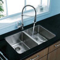 Kitchen Sink Faucets | Casual Cottage