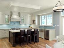 Victoria, BC Luxury Craftsman - Traditional - Kitchen ...