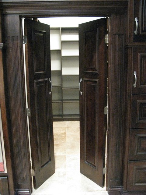 Hidden Pantry  Contemporary  Closet  other metro  by