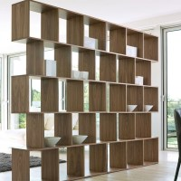 30 Creative Modern Wall Bookcases | yvotube.com