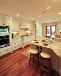 Elegant French Country Kitchen - Traditional - Kitchen ...