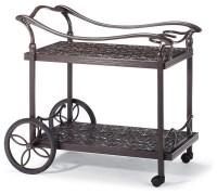 Orleans Serving Cart - Frontgate, Patio Furniture ...