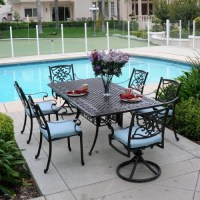 Dining Table: Patio Dining Table Cast Iron