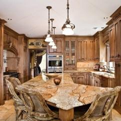 4 Stool Kitchen Island Discount Replacement Cabinet Doors Tuscan Design Nj - Traditional Newark ...