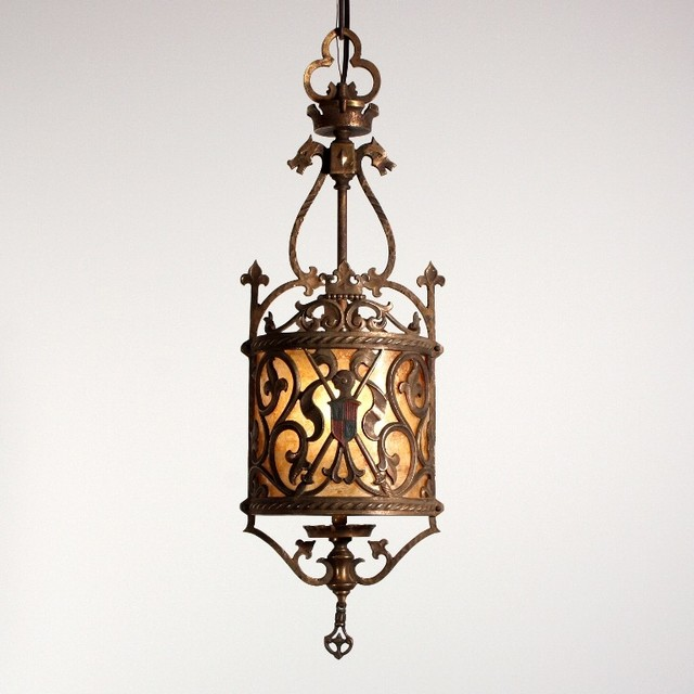 Antique Spanish Revival Lighting