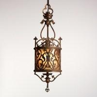 Antique Spanish Revival Lighting - Mediterranean ...