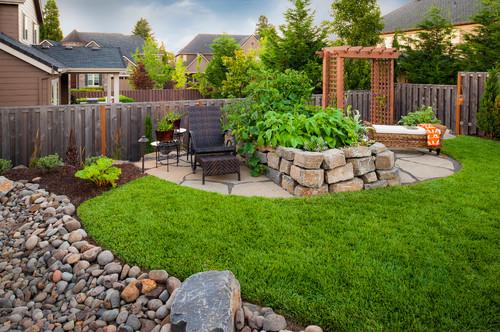 romantic garden design - lifescape