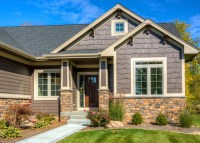 Home Exteriors - Craftsman - Exterior - other metro - by ...