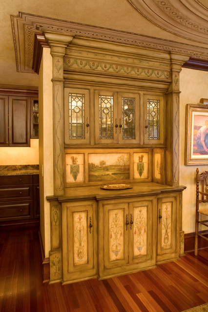 Timeless Tudor Estate  Traditional  Dining Room