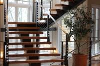 Residential Staircase - Modern - Staircase - philadelphia ...