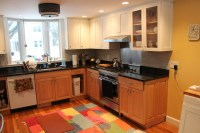 Concord, MA kitchen refacing profject - Traditional ...
