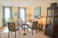 Tranquil Living Space - Traditional - Living Room - dc ...