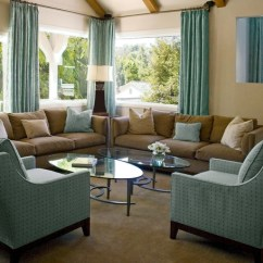 Living Room Color Schemes Burgundy Couch Redecorate My Inviting - Contemporary Los ...