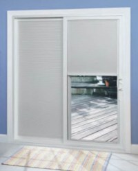 Sliding Patio Door with BBG - Modern - charlotte - by ...