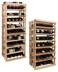 Vintner Series Wine Rack - Open Vertical Display Wine Rack ...