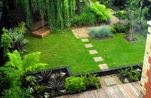 Garden Design Water Feature Ideas Architecture Homes Decoration