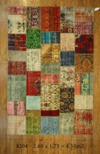 Patchwork carpet from pakistan - Area Rugs - other metro ...
