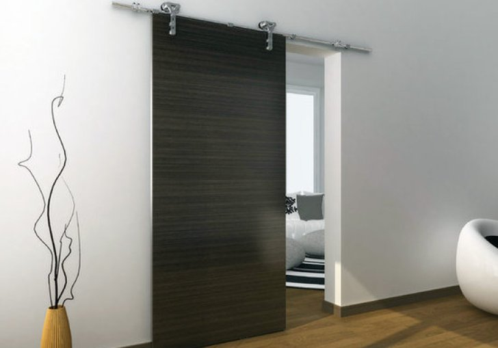 Modern Barn Door Locks