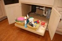 Cabinet Drawer: Under Cabinet Storage Drawers