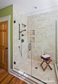 Zero Threshold Shower - bathroom - philadelphia - by Harth ...